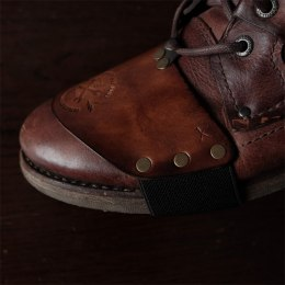 79 Point X Dowgird Leather Goods Shoe Protector - Brown