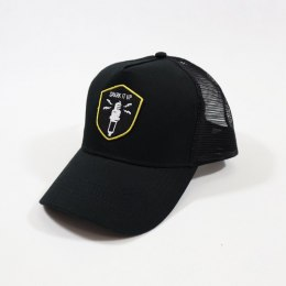 79 Point Spark It Up Trucker Cap - Black