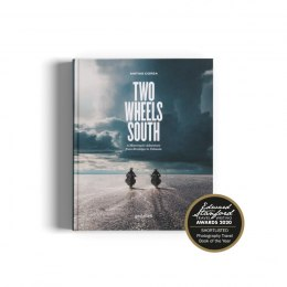 Two Wheels South Book