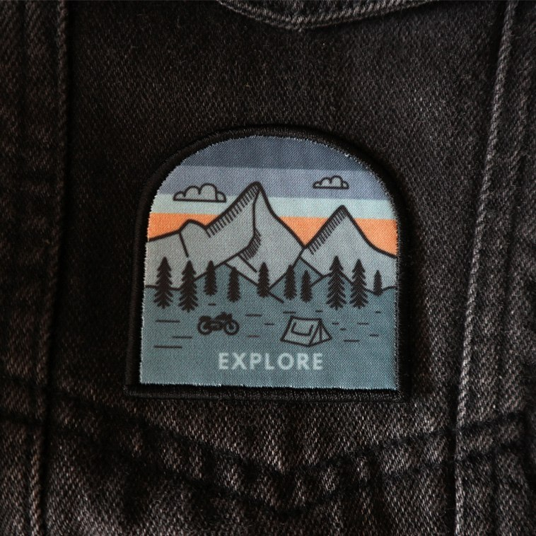 79 Point Explore Patch