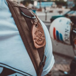 79 Point X Dowgird Leather Goods Key Fob